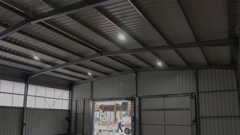 SteelSpace Naves prefabricadas metálicas