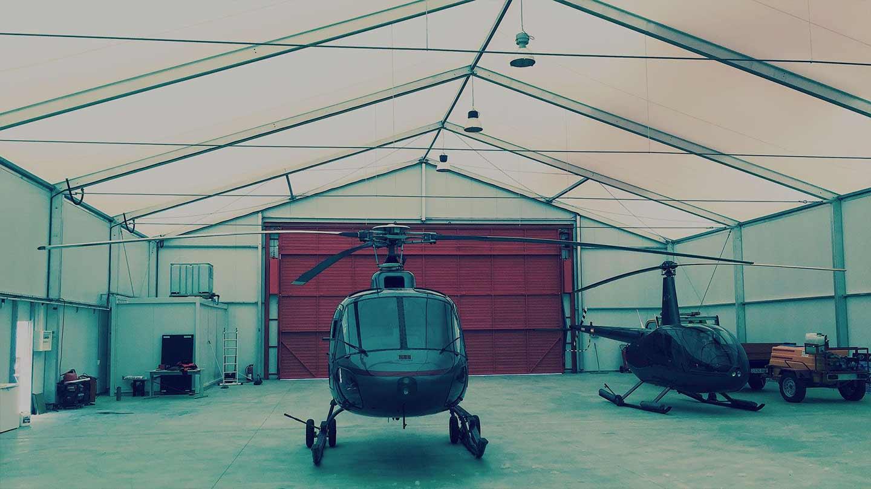 AirSpace Naves prefabricadas para aeropuertos